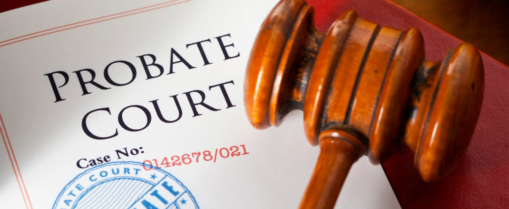 Avoiding probate with a trust.
